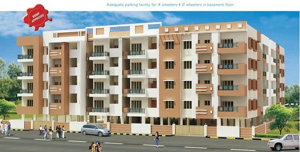 Ajantha Meadows - Elevation Photo
