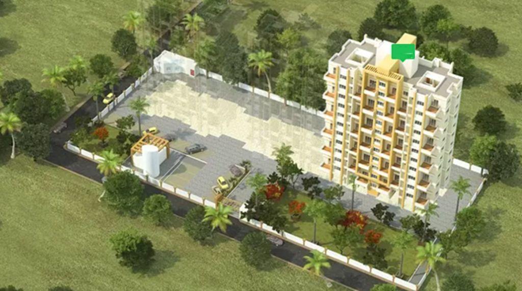 Pushpganga Ganga Paritosh Phase II - Elevation Photo
