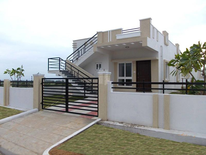 Prajay Water front Phase 2 - Elevation Photo
