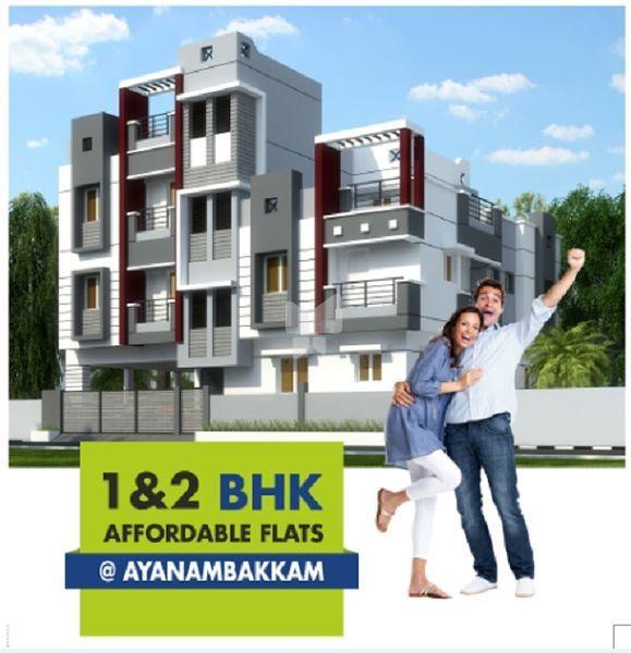 AVR Homes - Elevation Photo