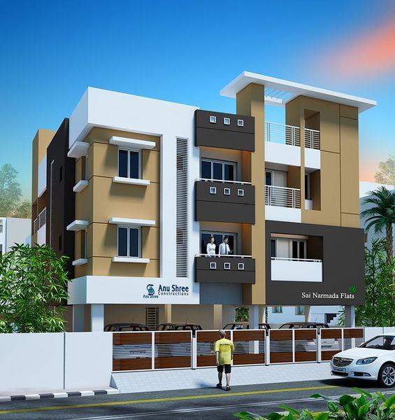 Anu Builders Sai Narmada - Project Images