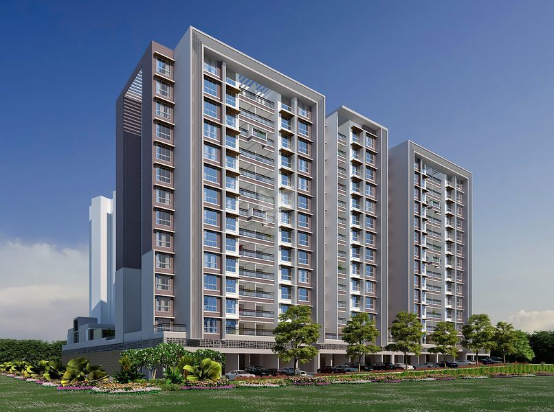 Kolte Patil Centria - Elevation Photo