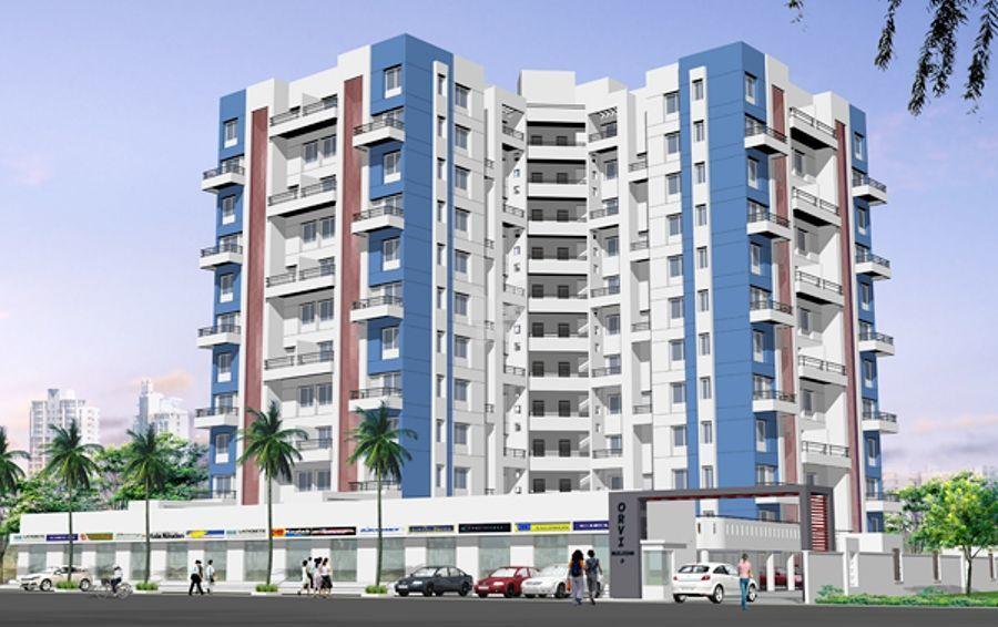 Bandal Orvi D Building - Project Images