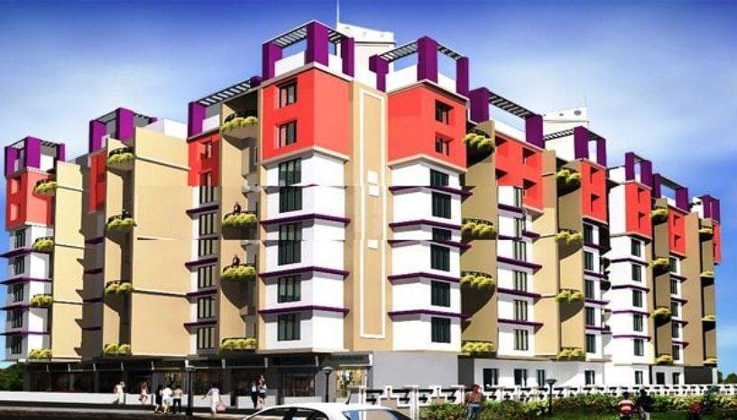 Kashish Galaxy - Elevation Photo