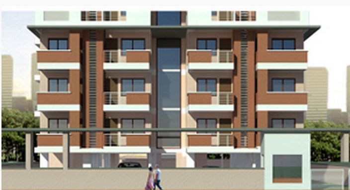 Ashish JK Apartments - Elevation Photo