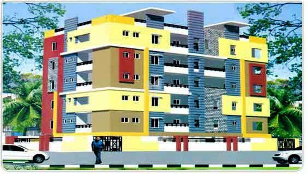 Maheshwari Maruthi Enclave - Project Images