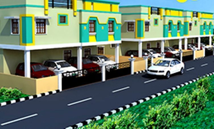 Jeyam Garden Apartment - Project Images