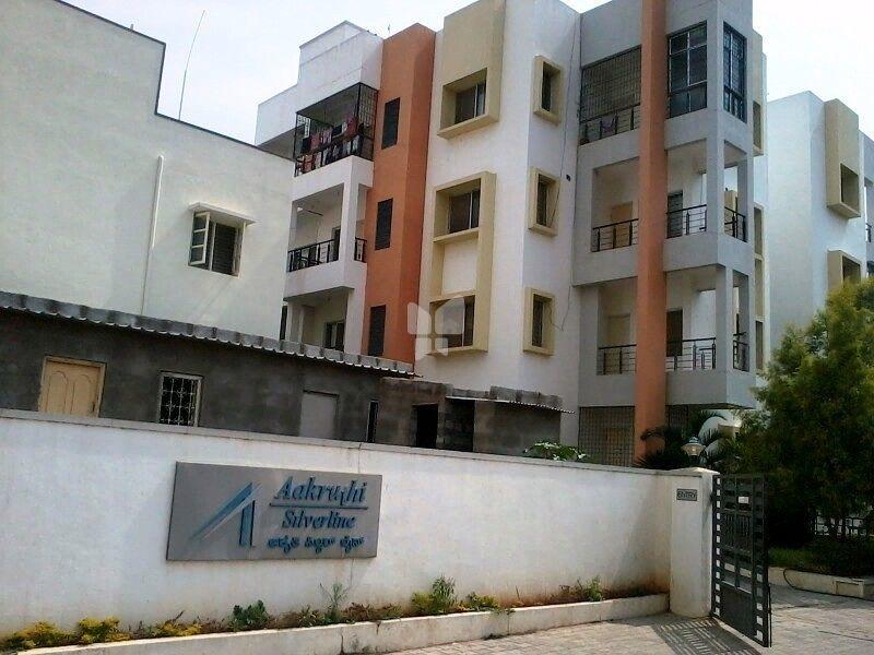 Aakruti Silverline - Elevation Photo