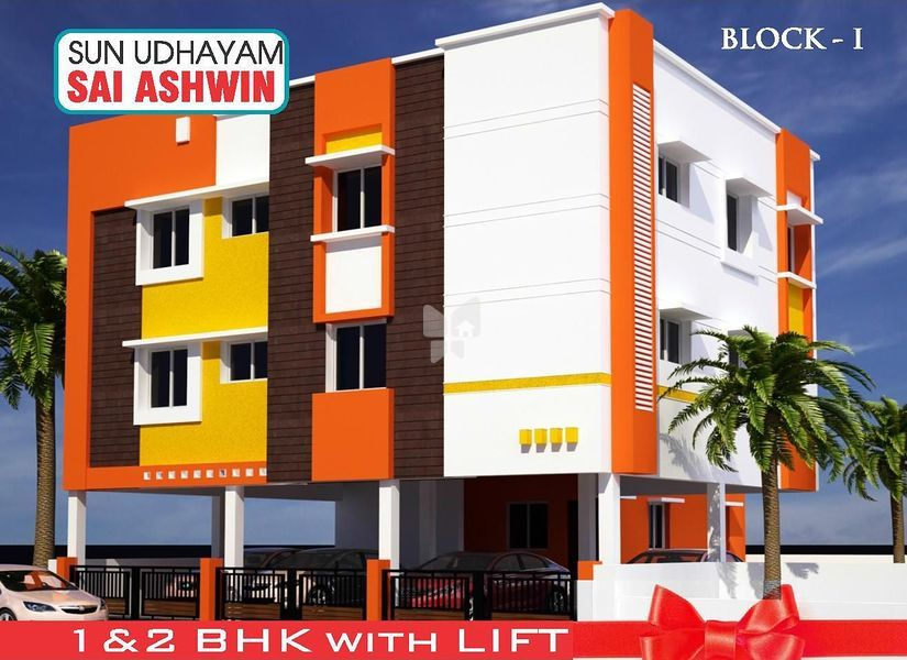 Sun Udhayam Sai Ashwin - Elevation Photo