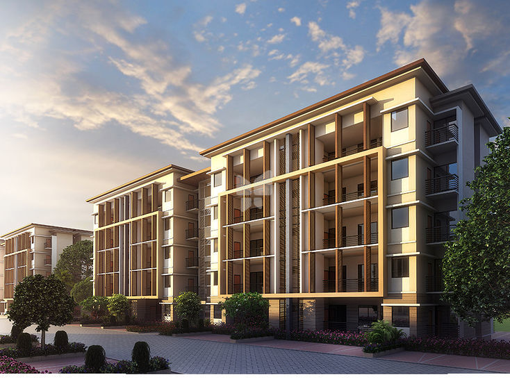 Xrbia Warai Apartments - Project Images