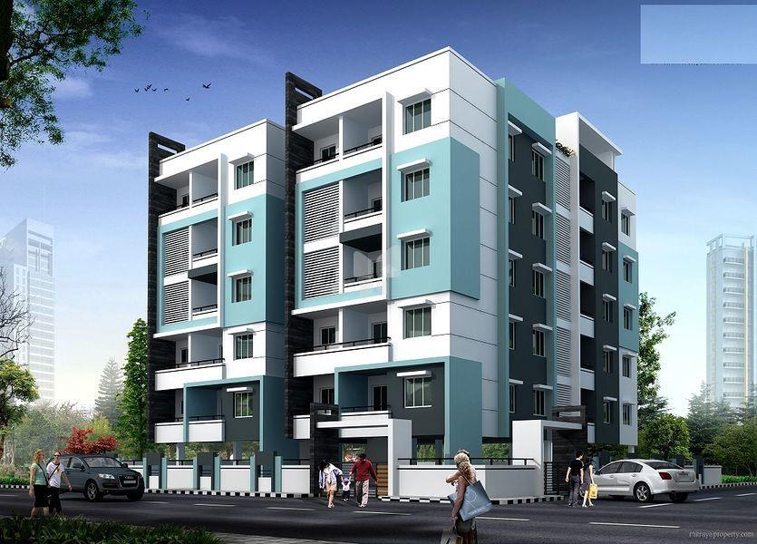 KVR Residency - Elevation Photo