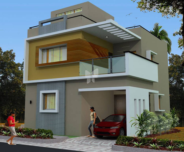 Abhaya Lake Shore Villas - Project Images