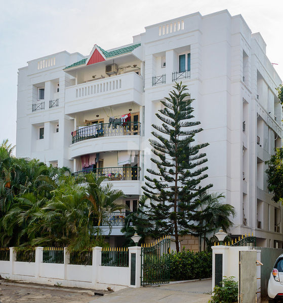 Krishna Residency - Elevation Photo