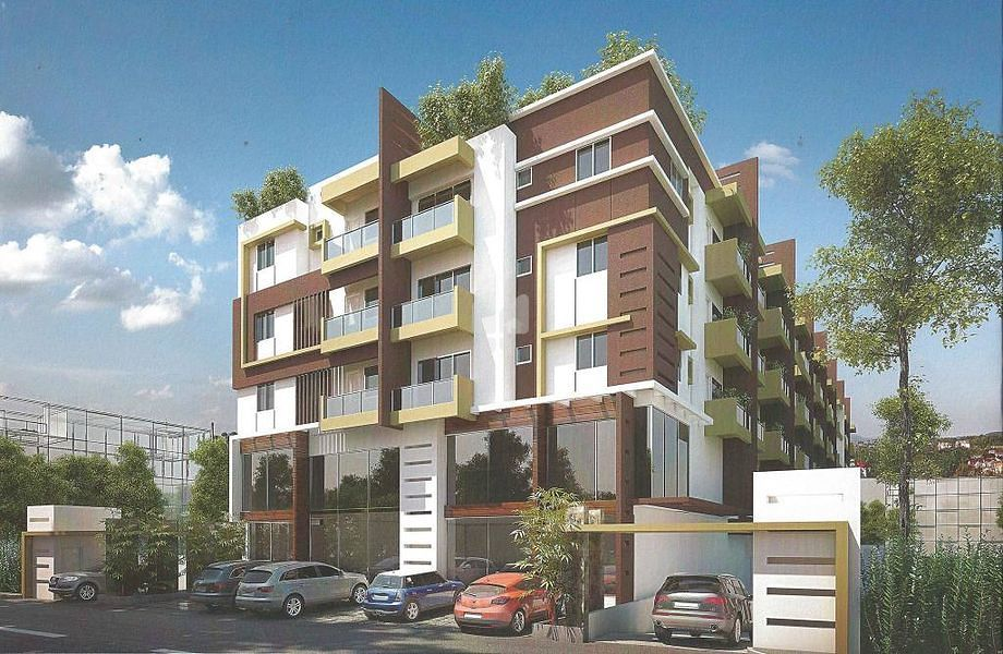 Shakthi Silver Spring - Project Images