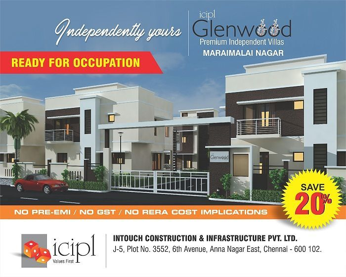 ICIPL Glenwood - Project Images