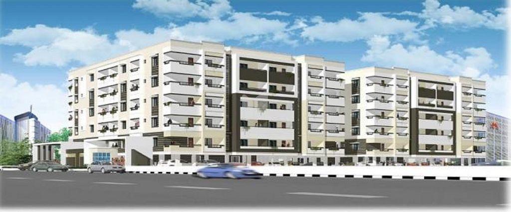AR Sai Satyam Apartment - Project Images