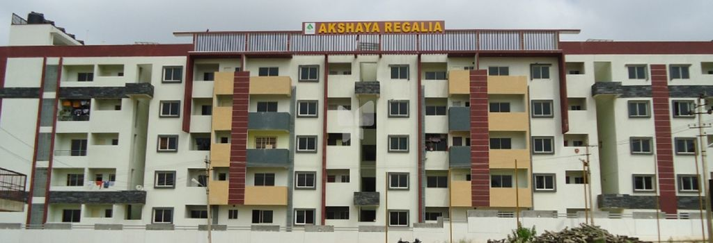 Akshaya Regalia - Elevation Photo