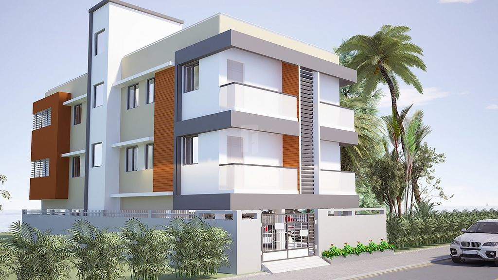 Nishanth Garden Flats - Project Images