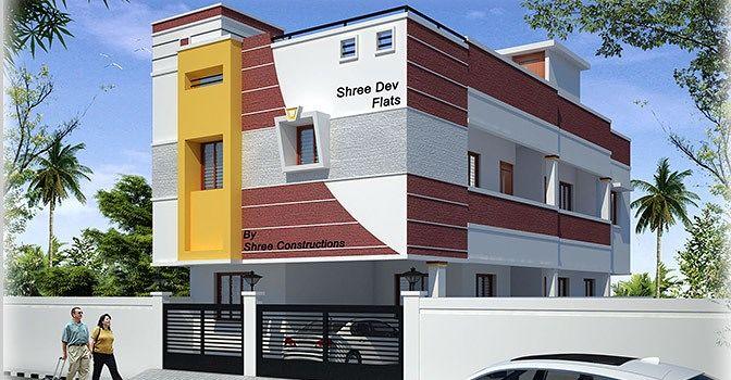 Shree Dev Flats - Project Images