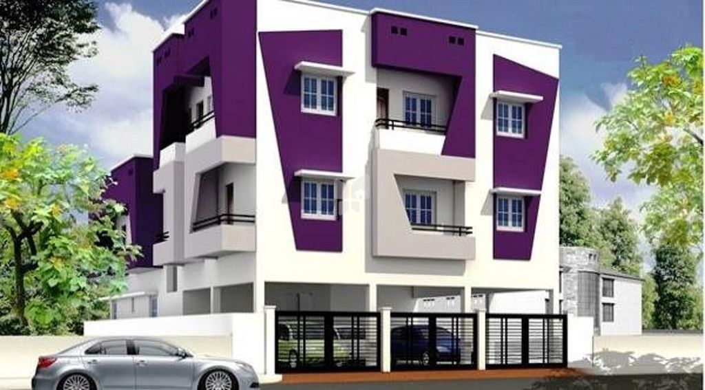 Vijay Sri Sai Villa - Project Images