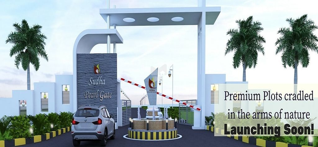 Sudha Pearl Gate - Elevation Photo