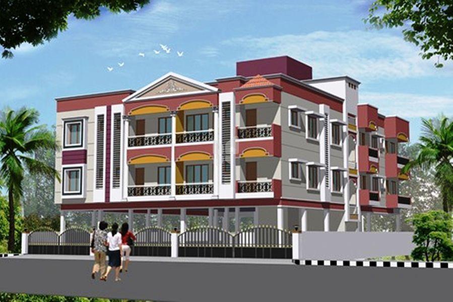 G K Sri Sai Anugraha - Project Images