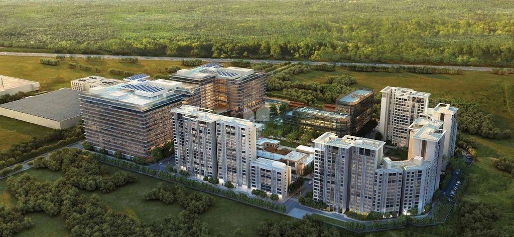 Godrej The Trees - Project Images
