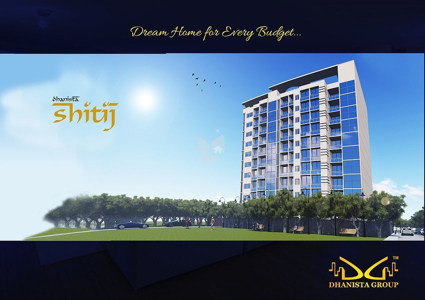 Dhanista Shitji - Elevation Photo