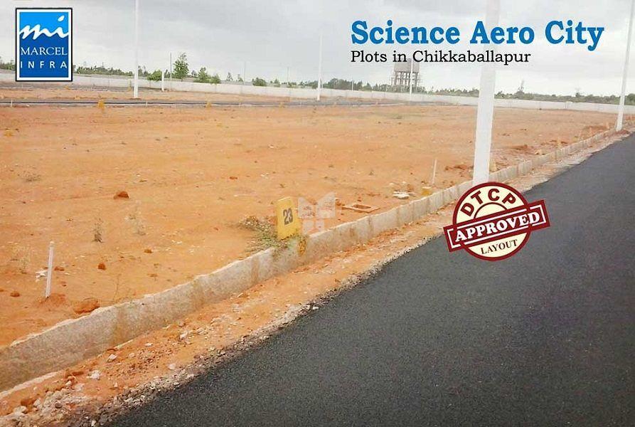 Science Aerocity - Elevation Photo