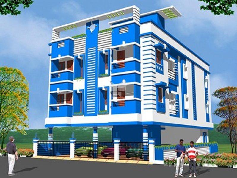 Akshayaa Appartments - Elevation Photo