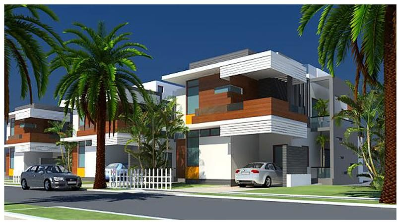 Shri Janani Homes Groovy Woods - Project Images