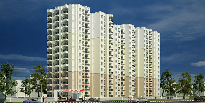 Vahe Imperial Gardens - Project Images