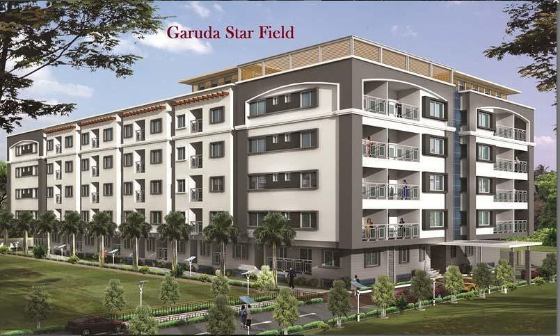 Garuda Star Field - Project Images