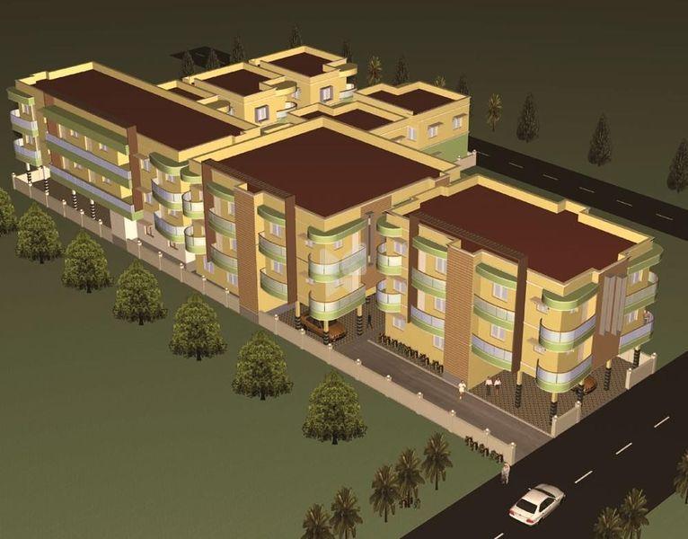 PKR Housing Galaxy - Elevation Photo