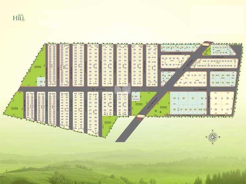 Silpa Hills - Master Plans