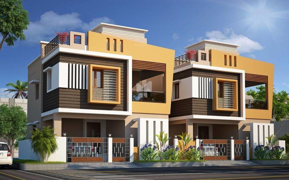 Pappas Anugraha Villas - Elevation Photo
