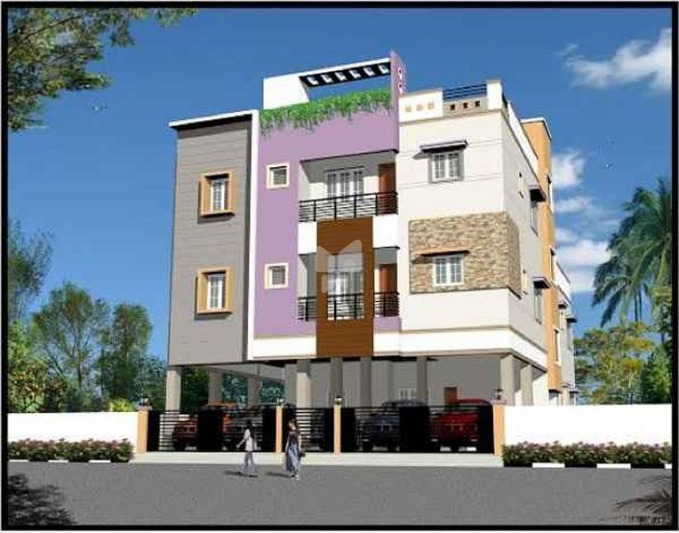 Mithun Homes Vadakupattu - Elevation Photo