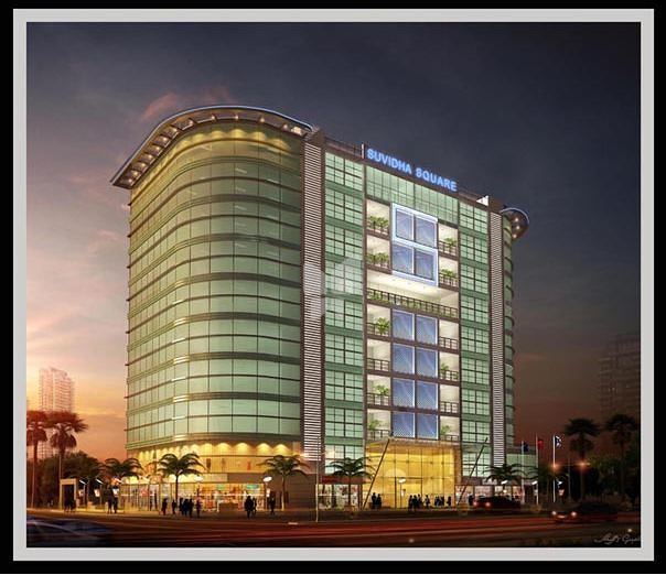 Suvidha Square - Elevation Photo
