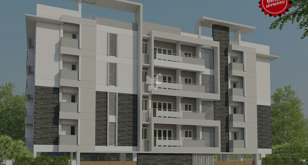 Sapthagiri  Meadows - Elevation Photo