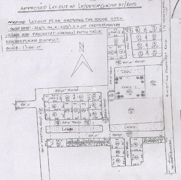 Amazze Padmavathy Avenue Phase V - Master Plans