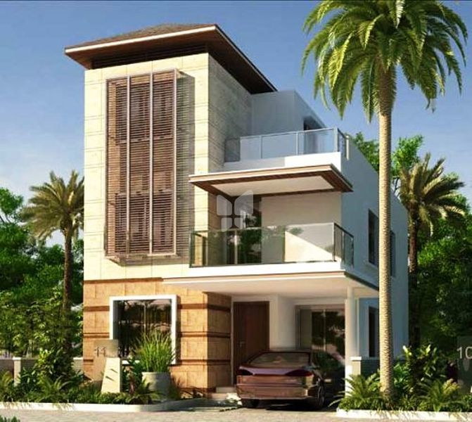 Mahaveer Villas of the World - Elevation Photo