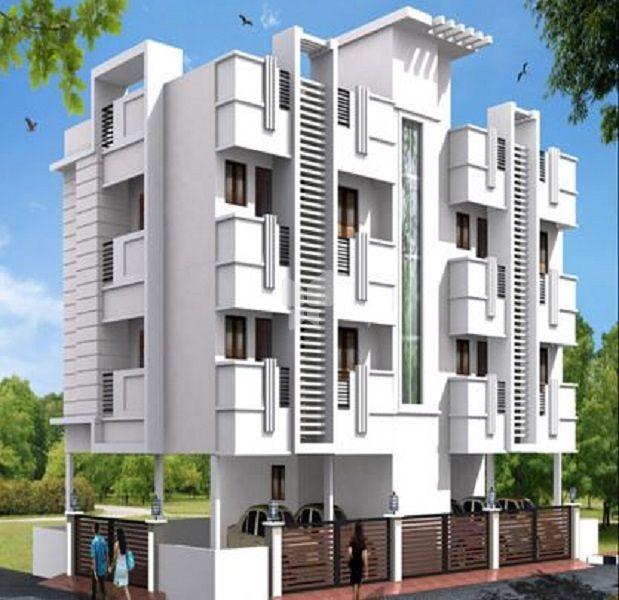 Ashwanth Vel Flats - Project Images
