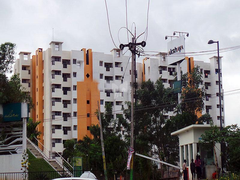 Akshaya Homes Adora - Elevation Photo