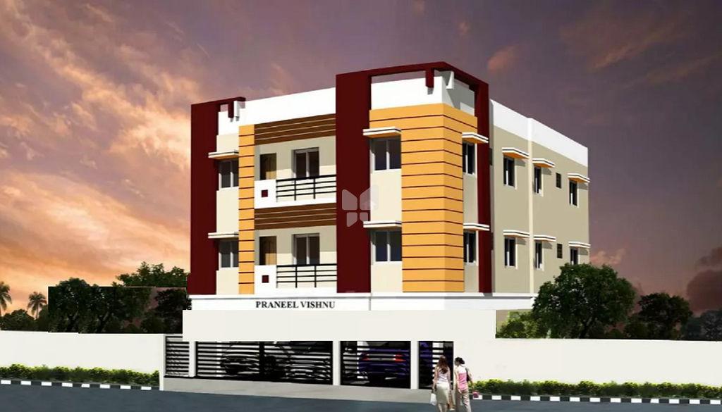 Praneel Vishnu - Elevation Photo