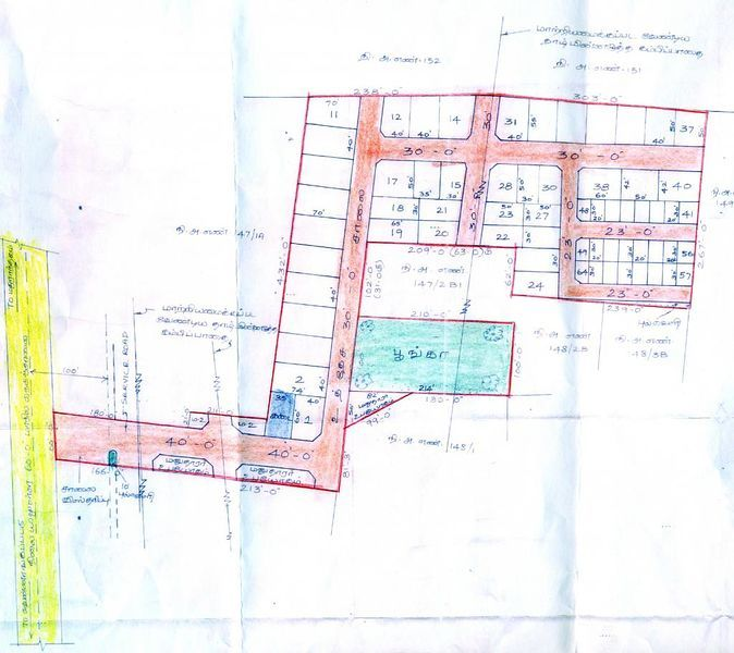 VGP Viaan City - Master Plans