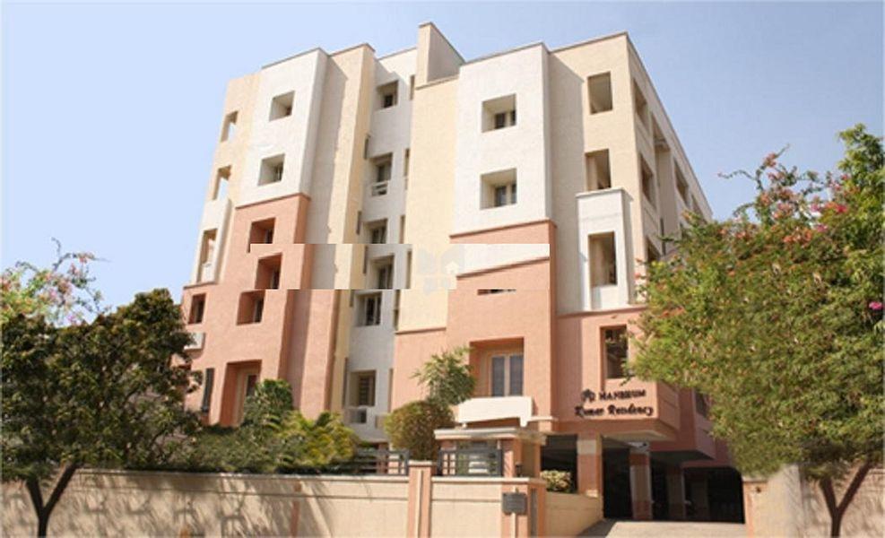 Manbhum Kumar Residency - Project Images