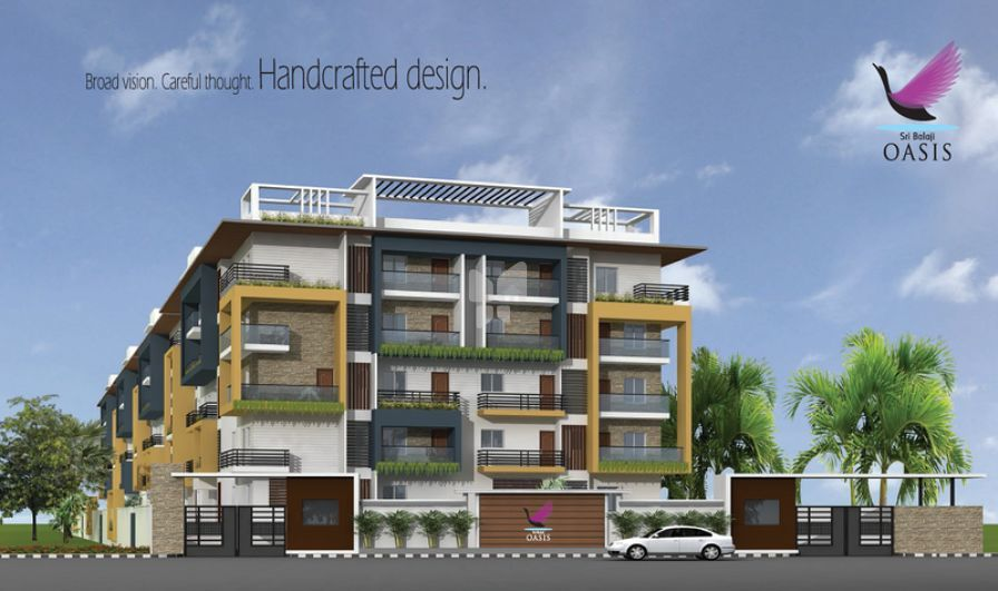 Balaji Oasis - Elevation Photo