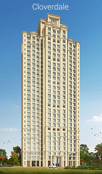 One Hiranandani Park Cloverdale - Project Images