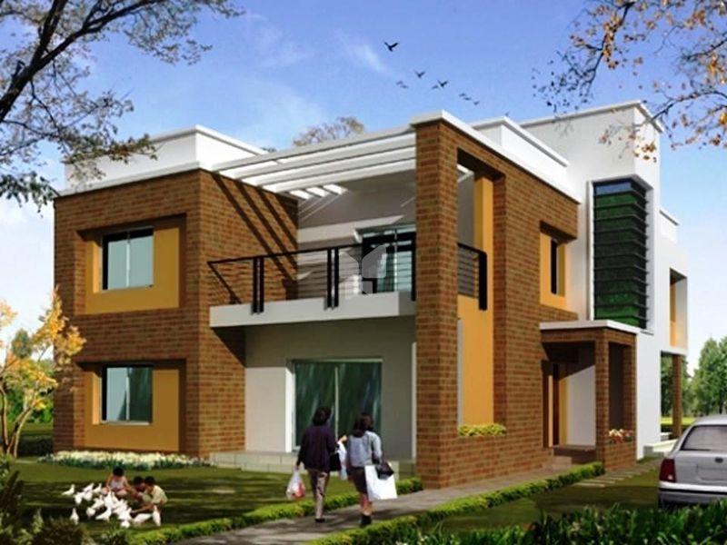 KK Builders Rega Villas - Elevation Photo