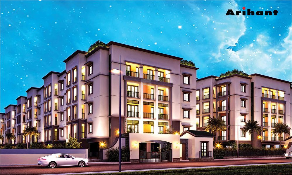 Arihant Tiara - Elevation Photo
